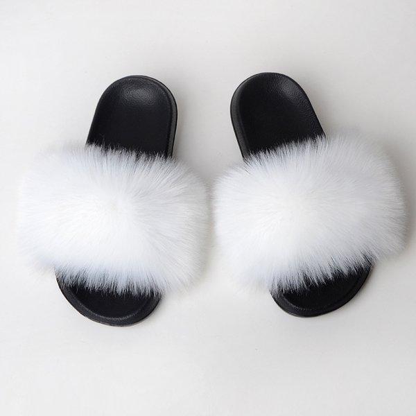 imitación blanco Fox