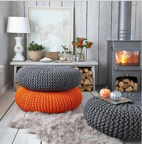 2019 Bean Bag Spherical Wool Lounger Cover Living Room Furniture Sofa  Chairs Without Filling Beanbag Beds Lazy Seat Zac Kids Indoor Beanbags From  ...