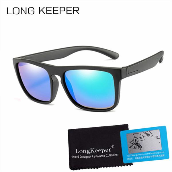 best selling Polarized Sunglasses Baby Men Women Flexible Glasses Girls Boys Mirror Reflection Eyewear Infant Kids Oculos Uv400