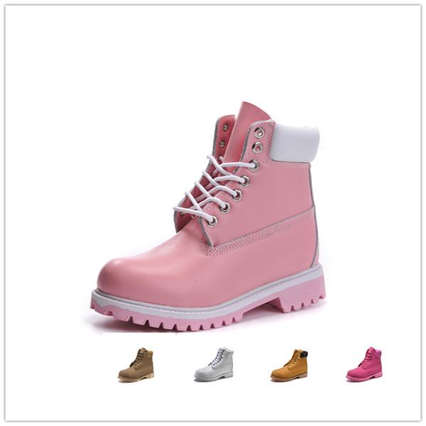 Original mens women winter boots chestnut black white red blue Grey green womens men designer boot size 5.5-11