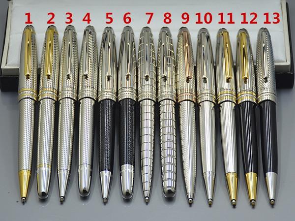 Niedriger preis für 2 stücke Luxus Meister klassische 163 MB kugelschreiber / roller kugelschreiber schreibwaren schreibstifte für student geschenk