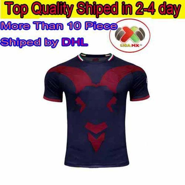 Camisetas de fútbol Liga MX chivas guadarajara 2019 third 3rd away Thailand Club word club 2018 2020 soccer jerseys football shirts