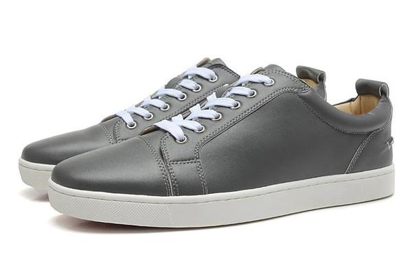 Low Cut Red Snakeskin Bas Chaussures de sport en cuir Python Skate Chaussures Hommes Chaussures femmes Casual Marque Nouveau Confort Prix de gros 36-46