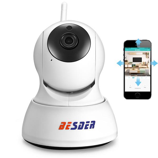 BESDER HD 720 P IP Kamera Wifi PTZ Güvenlik İki Yönlü Ses Gece Görüş Akıllı CCTV Gözetim Kablosuz IP Kamera P2P Bulut iCSee