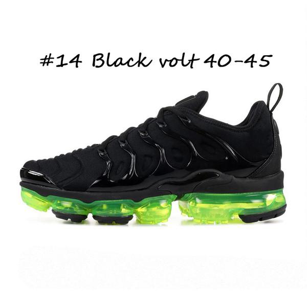 #14 Black volt 40-45