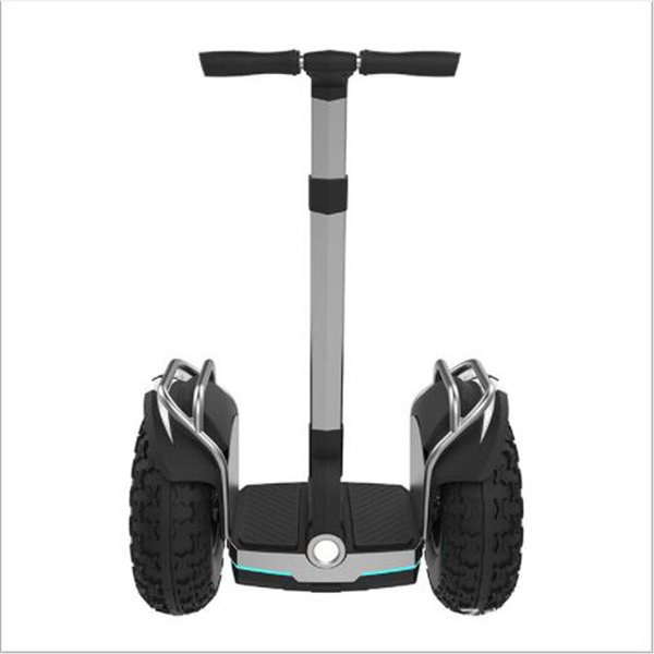 New Electric segway bluetooth scooter 19 Inches Two Wheels 60V 2400W off-Roud Big Tires Adults Hoverboard Scooter