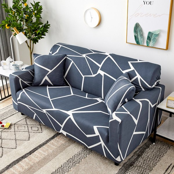 Miraculous Fashion Printing Protective All Inclusive Elastic Slipcovers Corner Sofa Covers Sectional Sofa Cover Spandex Stretch Couch Cover Parsons Chair Covers Pdpeps Interior Chair Design Pdpepsorg