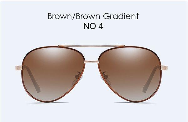 NO 4 marrón
