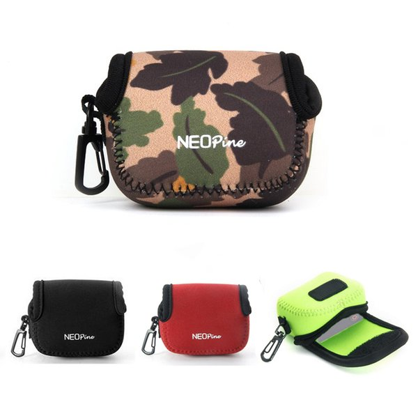 portable Neoprene Camera Bag case for Cyber-shot RX0 DSC-RX0 rx0 RX0M2 RX0II Sport Action Camera pouch cover