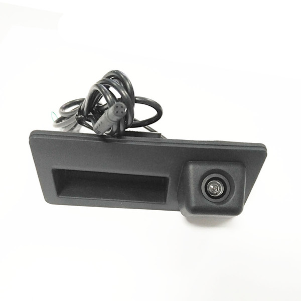 best selling Car Rear View Tailgate Handle Camera for Audi A4 Q5 A4