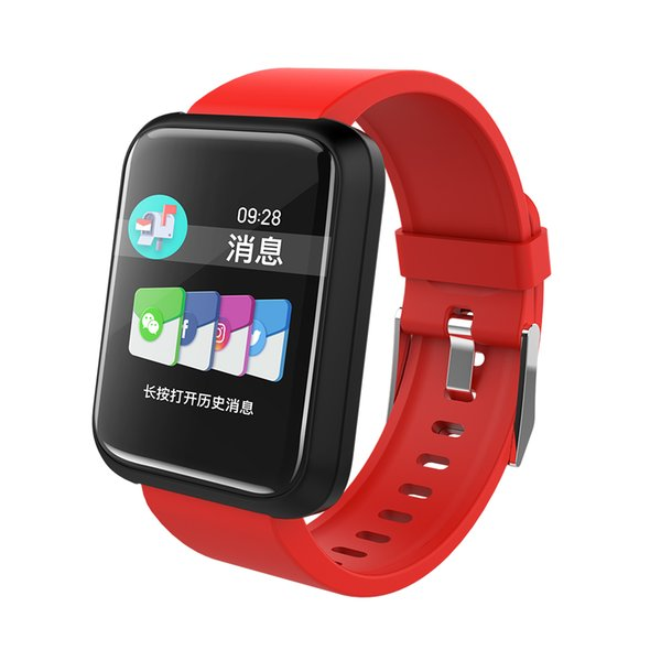 Smart Watches Long Standby Smart Bracelet Heart Rate Monitor Step Counter IP67 Waterproof Wristband Health Care SmartWatch