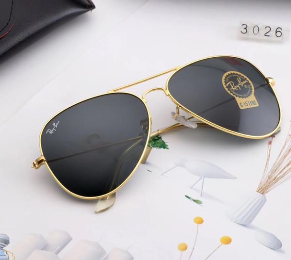 2019 Pearl Frame übergroße Italien Pilot Sonnenbrille Frauen im Trend 2018 Rivet Gradient Designer Hohlperle Vintage Sonnenbrille Frauen