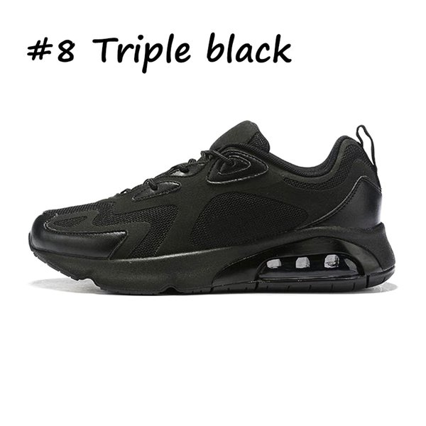8 Triple schwarz