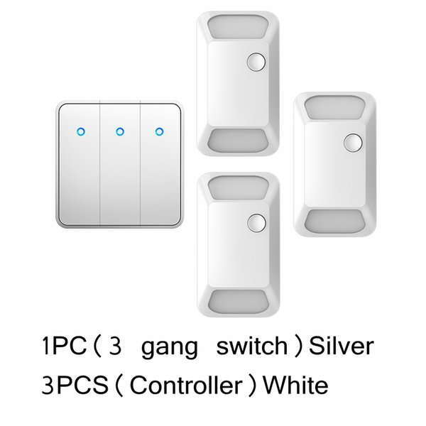 S 3 gang 3 receiver