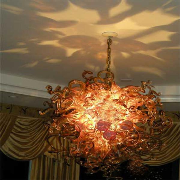 Unico lampadari di cristallo Lampadario di cristallo moderno Specification soffitto Lampada a sospensione a risparmio energetico Chandelier Apparecchio di illuminazione