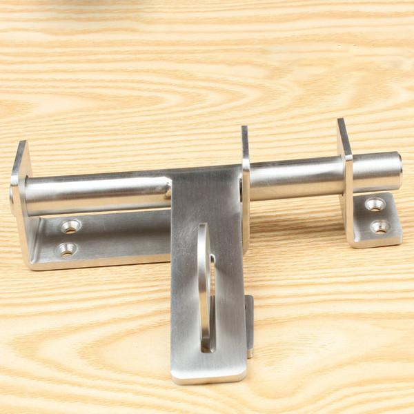 bullone porta in acciaio inox porta di legno cancello fermo finestra di casa serratura di sicurezza dell'hotel parte hardware domestico