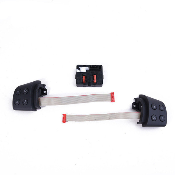 MFSW Steering Wheel Control Buttons & Module For VW Golf Jetta MK5 Passat