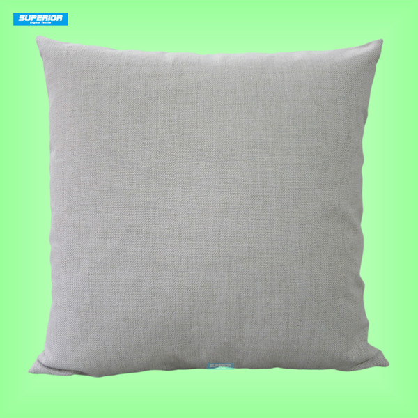 Super 20X20 Inches Poly Cotton Blended Artificial Linen Pillow Cover Blank Raw White Flax Cushion Cover Back Coating Perfect For Sublimation Outside Inzonedesignstudio Interior Chair Design Inzonedesignstudiocom