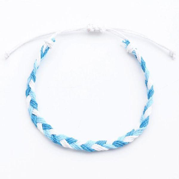 14 Небесно-голубой Белый