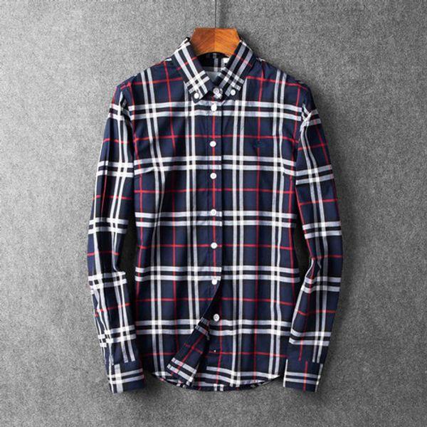 Pure New 2019 Freizeit Baumwolle Rundhals anzeigen Solicitude blaues Hemd für den Außenhandel Anzahl neck Tee henley Männer Hemd
