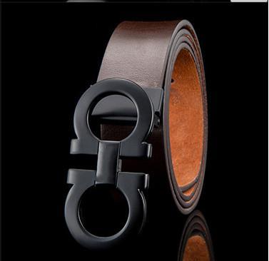 cintos de luxo cintos de grife para homens fivela de cinto masculino cintos de castidade mens moda cinto de couro grosso Frete grátis Top com caixa de 1111