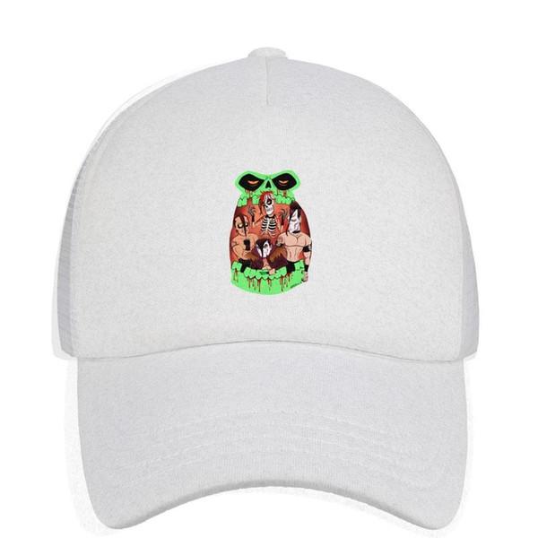 Kids Boys Girls Children Adjustable Baseball Cap Gallery Misfits Art people Sun Visor Mesh Cap Hat