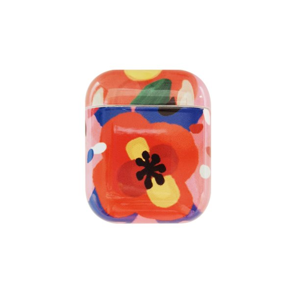 Mytoto Beauty Watercolor flowers Earphone Headset Accessories PC Hard protection case For Airpods Wireless Bluetooth Headset bags