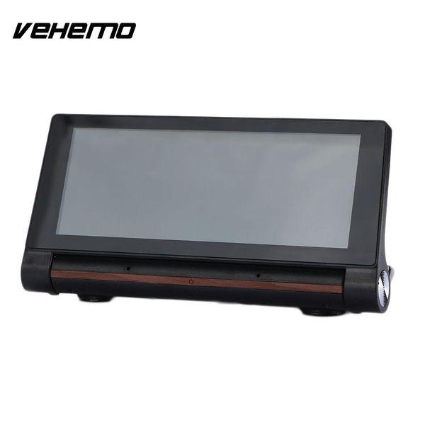Vehemo Bluetooth 4.0 Registratore DVR Videocamera Radio Lettore DVD Navigatore GPS FM Auto GPS