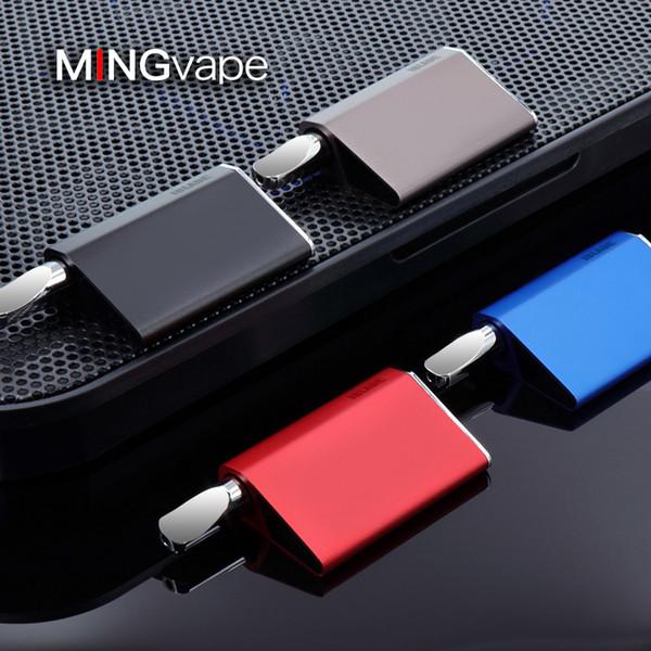 2019 Authentic Mingvape Iblade Box Mod Vs Magic 710 Palm Vape Pen Mod  400mAh Preheating Battery Vaporizer For 510 Thread E Cig DHL Mod Vape Store