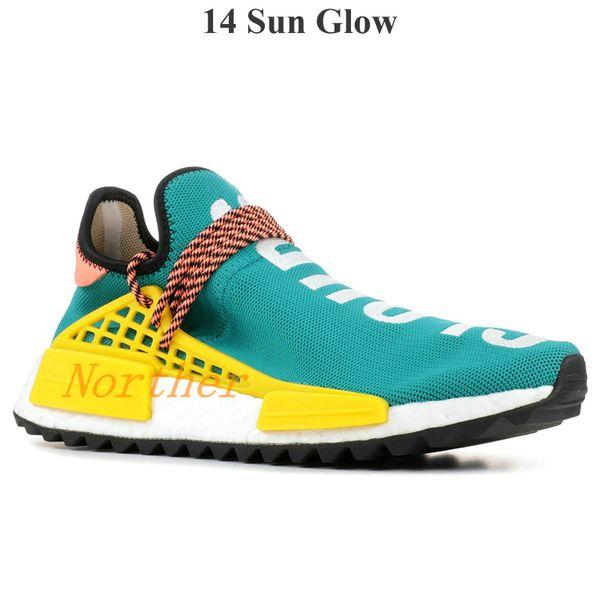14 Sun Glow