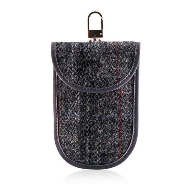 Ключевые сумки брелок брелок RFID защитник брелок защитный чехол для автомобиля от радиации
