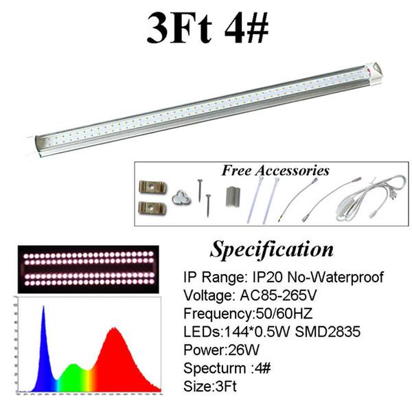 Трубка спектра 3фт 4#