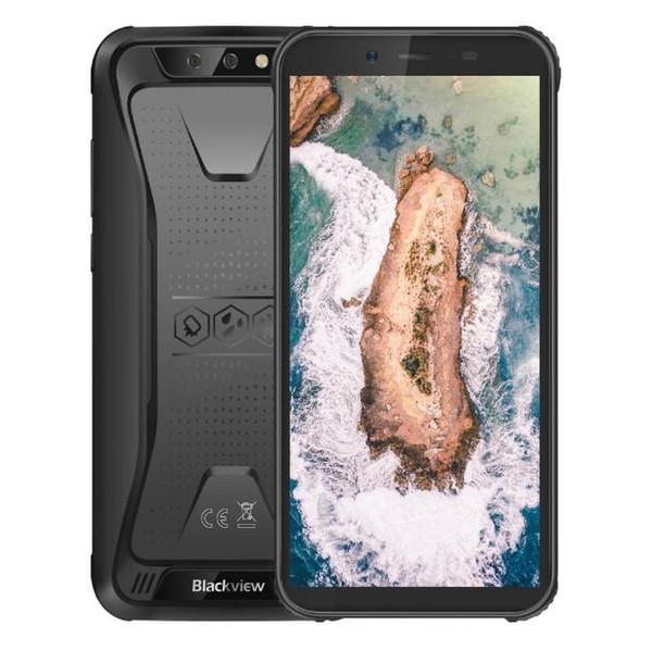 """Blackview BV5500 IP68 Waterproof Mobile Phone MTK6580P 2GB+16GB 5.5"""" 18:9 Screen 4400mAh Android 8.1 Dual SIM Rugged Smartphone"""