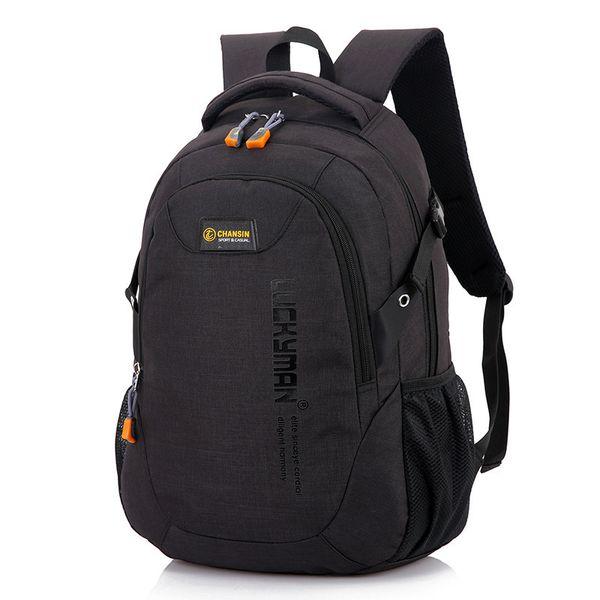 Backpack Canvas Travel Bag Backpacks Fashion Men And Women Designer Student Bag Laptop Bags High Capacity Backpack 2017 New Y19061004