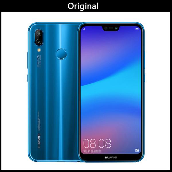 Оригинал HuaWei Nova 3e P20 Lite 4G LTE мобильный телефон Android 8,0 5,85
