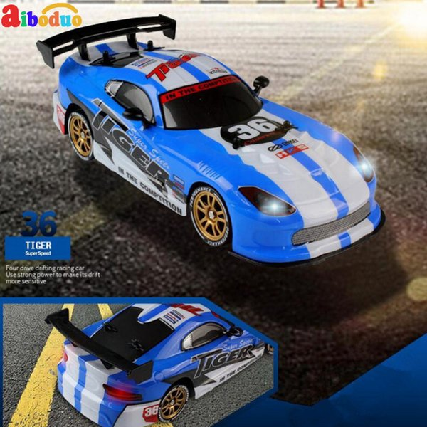 RC Car Drift Racing Car Championship 2.4G Off Road Radio Remote Control Vehicle Electronic Toys Four-wheel-drive