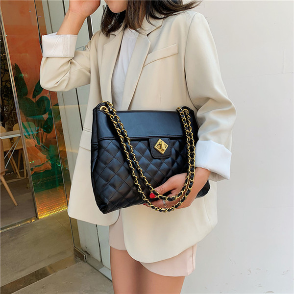 2019 Women fashion tote shoulder messenger Square bags PU leather handbag good quality purse it bag many colors yazi/5