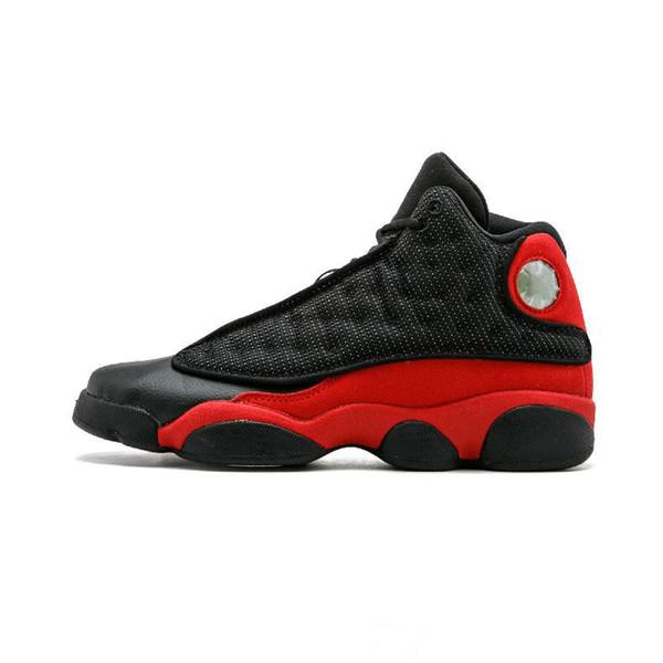 ABLE2018 Él consiguió el juego XIII 13 Italia Azul 13s gato negro Hyper Royal Chicago hombres zapatos de baloncesto 13s criado Phantom sports Sneaker 40-45