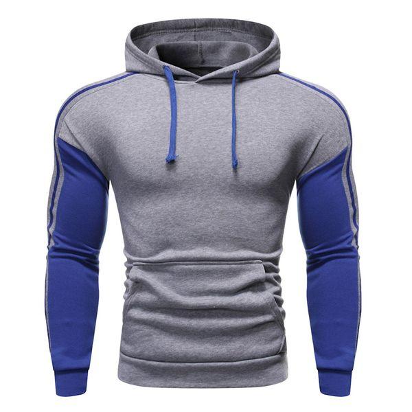 2019 Novos Hoodies Sportswear Homens Hoodies Pullover Hip Hop Homens Autum Inverno Manga Comprida Com Capuz Camisola Outwear Tops manto