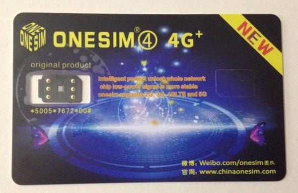 Gratuit DHL ONESIM Unlock US / T-Mobile, AT & T, Fido Japon UA / Softbank / Docomo pour ios 12,4 sim Turbo Auto Pop-up Menu