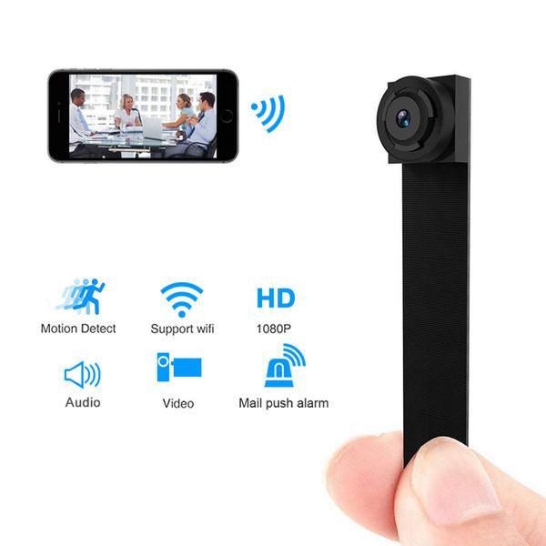 Mini Wifi Camera Remote Control 1080P Full HD Wireless P2P Video Audio Recorder wi fi Camera Mini Cam DV Camcorder IP