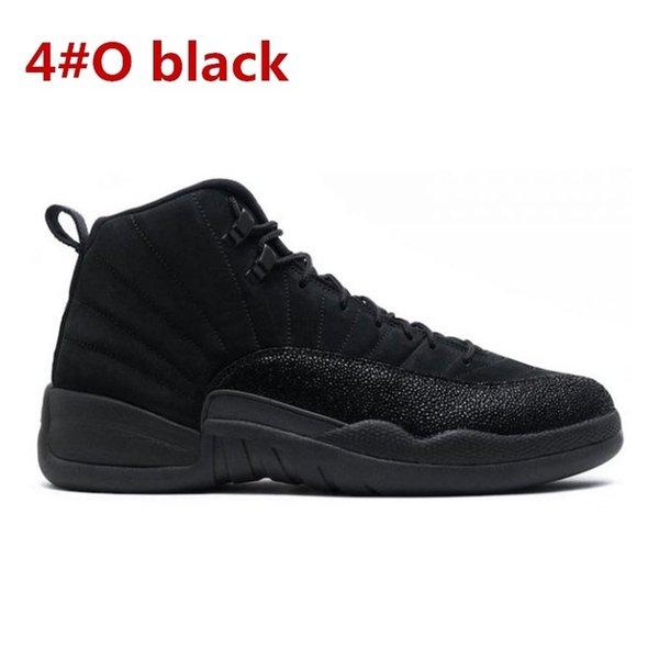 4 O black