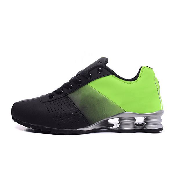 40-46 siyah yeşil