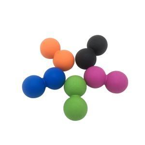 Spor ağrı stres tetik masaj topu kas kabartma araçları mini yoga egzersiz eğitimi el ayak topları ljjr262