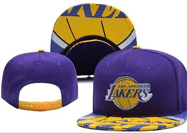 2019 Лос-анджелесская шляпа LAL 23 James Баскетбольные кепки Женские мужские спортивные шляпы Snapback Регулируемые кепки Болельщики команды Спортивные кепки Hat 14