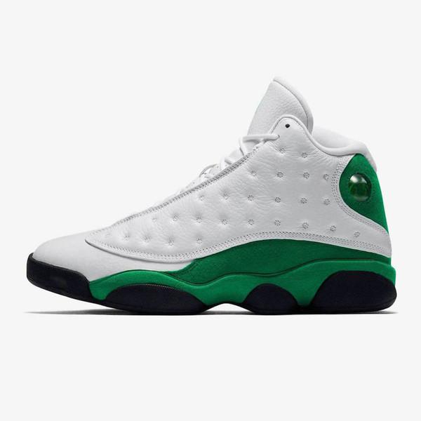 13s Лаки Зеленый