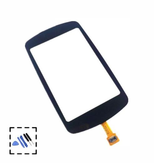 Thani new touch panel for Garmin Edge 810 800 GPS Bike Computer Touch screen digitizer panel replacement Free shipping+tools