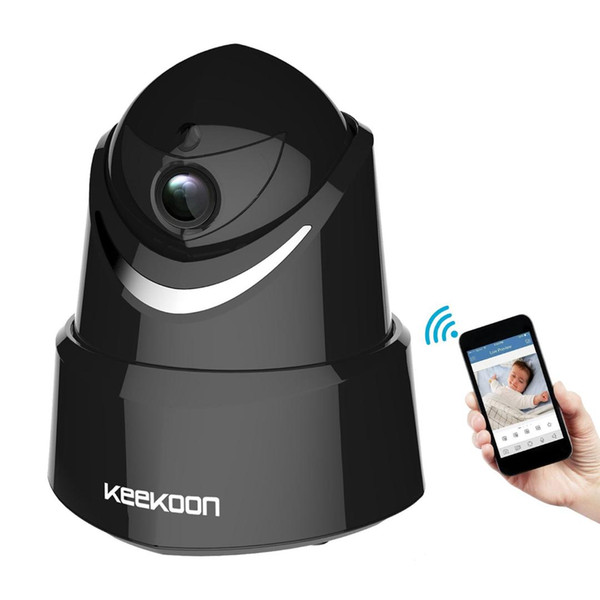 TYIYEWH KEEKOON IP Camera WiFi 1080P HD Home Security Camera IR Night Vision Video Sureveillance Baby Monitor Motion Detection