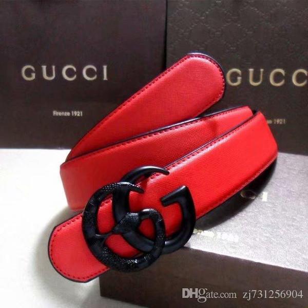 2019 top quality cow genuine fashion belt luxury jaguar Designer men's Leather belts for men Luxo strap cinto masculino ceinture Hombre