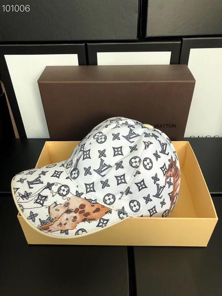 Top Quality Celebrity design Letter Printing Berets Cap Ball Caps Men Woman Baseball cap Golf hat Brim Hats 004 With Box